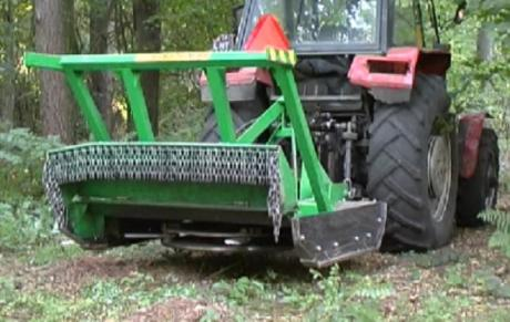 Ordering clearings and biomass harvesting