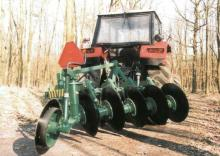 5-DISC PLOUGH P5T