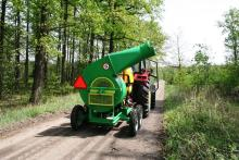 SPRAYER FOR TALL TREES ODW-1
